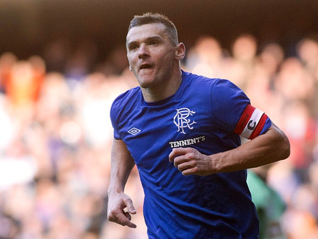 Result: McCulloch penalty gives Rangers win