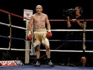 Result: Hatton loses title fight