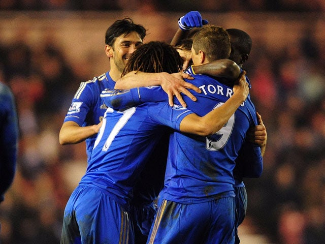 Result: Chelsea see off Middlesbrough in FA Cup