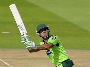 Result: Pakistan win by 95 runs