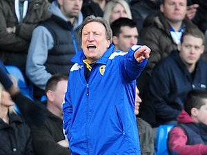 Warnock keeping alive promotion hopes