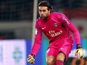 Sirigu ruled out for Italy?