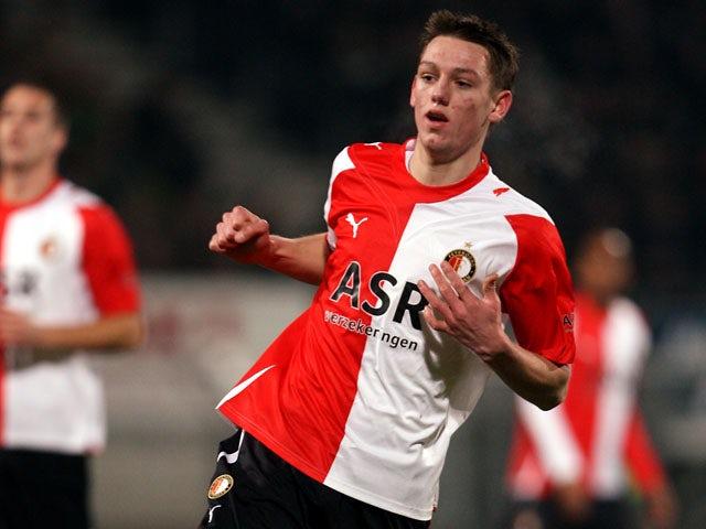 Feyenoord No Stefan De Vrij Approach Sports Mole