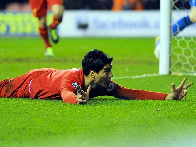 Result: Liverpool thrash Wigan