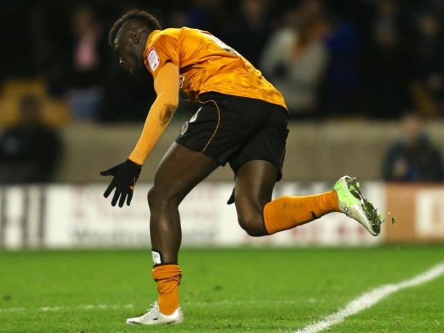 Result: Wolves thump Gillingham