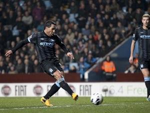 Tevez honoured to wear number 10