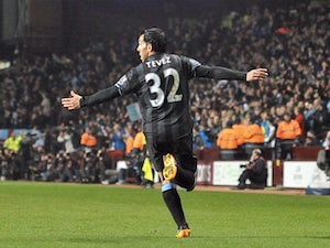 Man City expect Tevez to stay
