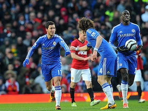 fbe1b6932 Live Commentary  Manchester United 2-2 Chelsea - as it happened ...
