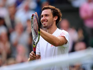 Result: Gulbis advances in Monte Carlo