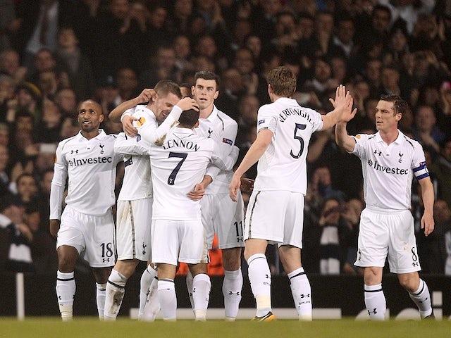 Result: Spurs too good for Inter