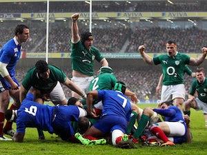 Result: Stubborn France deny Ireland