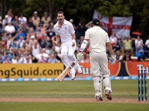 Live Commentary: New Zealand vs. England - Second Test, day three - as it happened