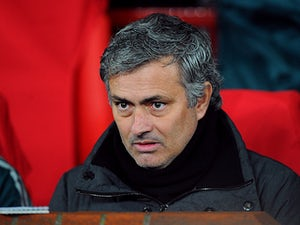 Mourinho: 'Return leg will be tough'