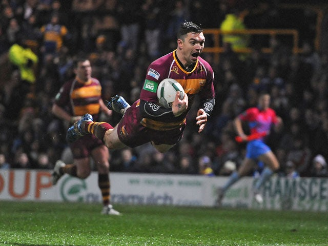 Result: Second-half push secures win for Giants