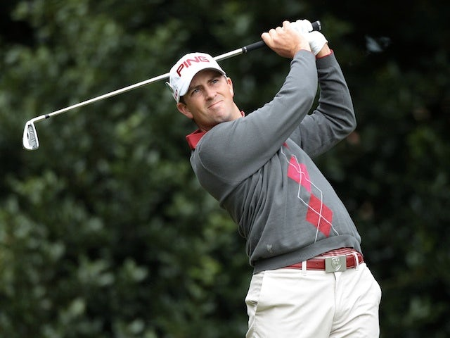Richy Werenski, Michael Thompson share the lead in Minnesota