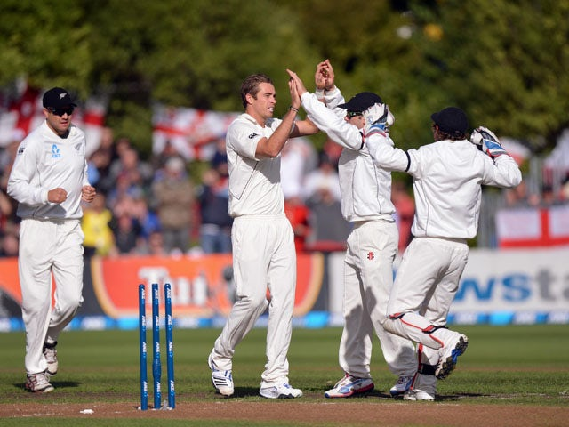 England finish day two on 50-2