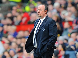 Benitez: 'I hope Cavani stays'