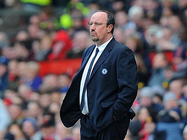 Benitez still looking to add to Napoli squad