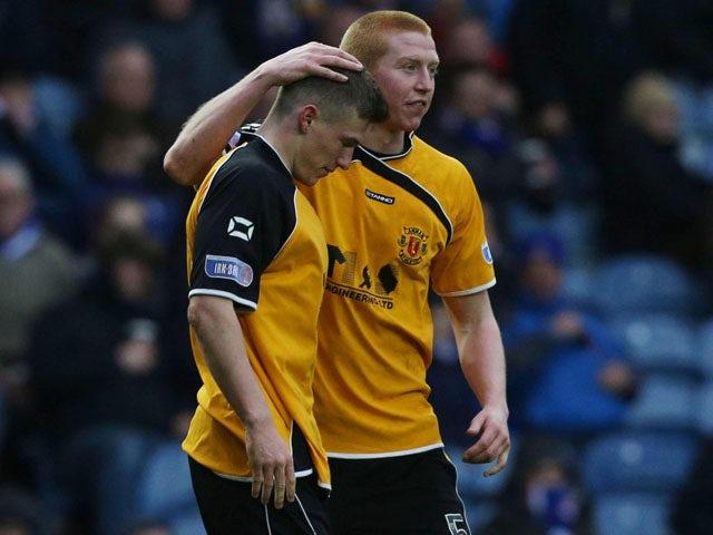 Result: Rangers surrender unbeaten home record