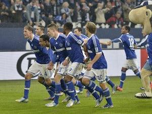 Result: Schalke defeat Dortmund