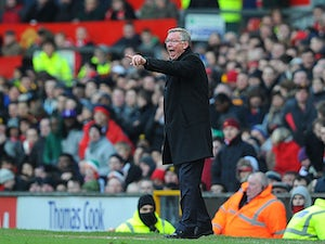 Ferguson: 'I'm happy with draw'
