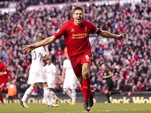 Gerrard: 'I hope Man Utd wobble'