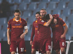 Result: Udinese hold Roma
