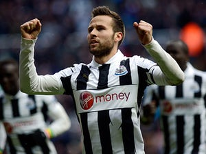Cabaye wants to make most of Europa campaign
