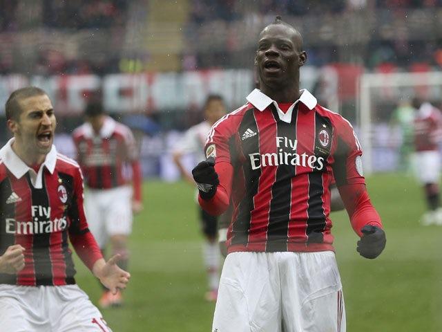 Allegri: 'Balotelli is like Ibrahimovic'