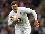 England's Alex Goode during the Six Nations match against Italy on March 10, 2013