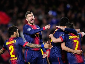 Live Commentary: Real Zaragoza 0-3 Barcelona - as it happened