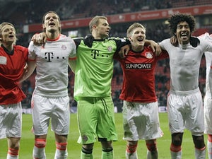 Bayern poised for title triumph