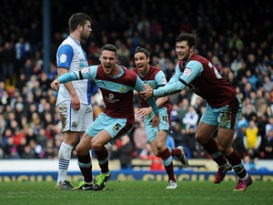 Result: Burnley rally to beat City