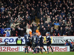 Millwall too strong for Charlton