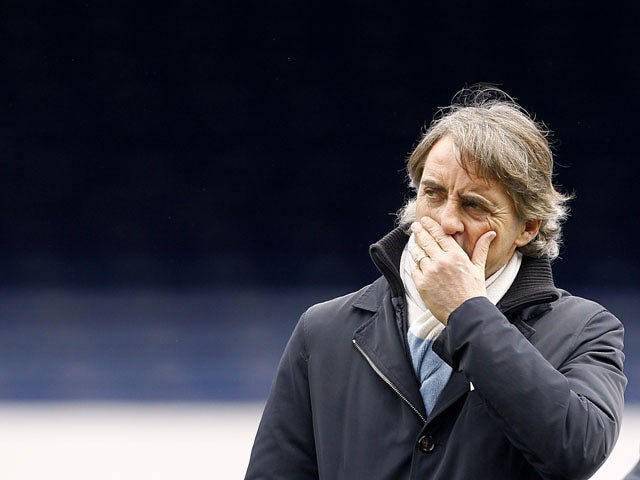 Mancini: 'Missed signings cost us title'
