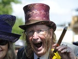 John McCririck during day one of Royal Ascot on June 14, 2011