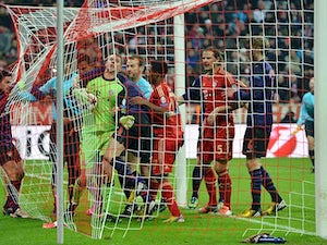 Neuer grateful for first-leg win