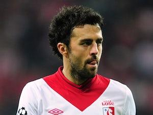Lille's Marko Basa in action against Bayern on November 7, 2012