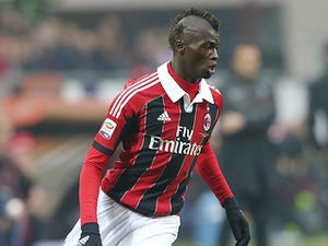 Niang not looking to depart Milan