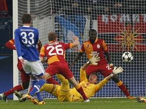 Galatasaray come back to lead Schalke