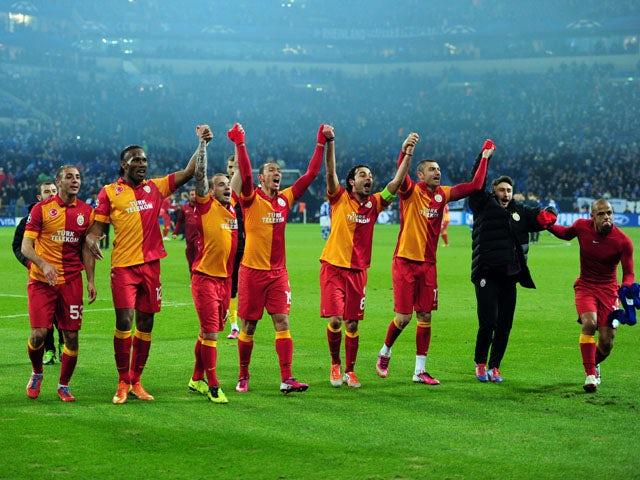 Result: Galatasaray knock out Schalke