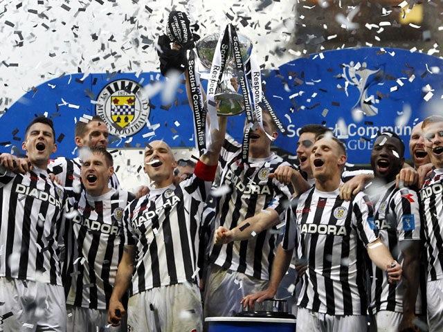 St Mirren reject league reconstruction
