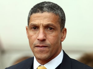 Norwich manager Chris Hughton before his side's match against Sunderland on March 17, 2013