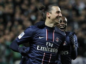 Ibrahimovic: 'Rooney should join PSG'