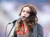 Singer songwriter Amy MacDonald performs on September 8, 2012