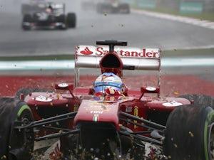 Domenicali: 'Ferrari among the leaders'