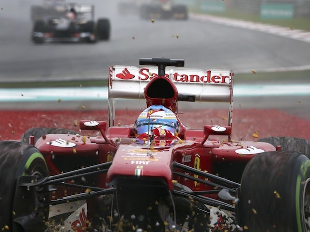 Domenicali: 'Team decision not to pit Alonso'