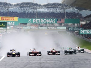 F1 drivers at risk of ban in new rules