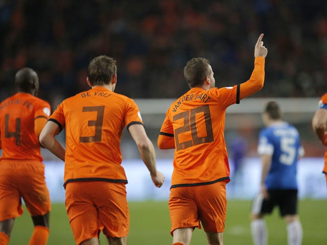 Result: Netherlands maintain 100% record in Group D