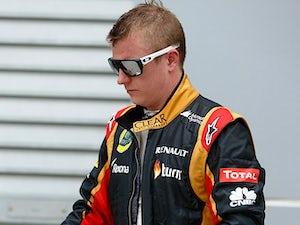 Lotus confident of Raikkonen stay